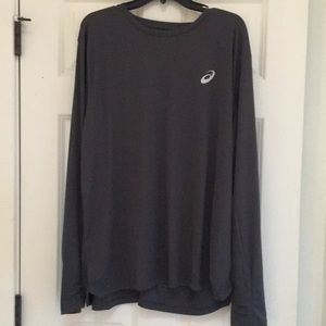 ASICS L/S Athletic/Athleisure Shirt, Size 2XL, NWT